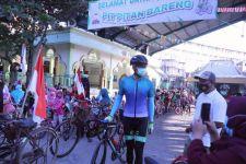 Ganjar Membubarkan Konvoi Sepeda - JPNN.com