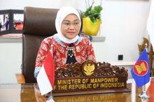 Menaker Ida Minta Anggota ASEAN Lindungi Pekerja Perempuan Selama Masa Pandemi - JPNN.com