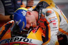MotoGP Inggris: Espargaro Start Terdepan, Rossi Lumayan - JPNN.com