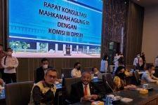 Rapat Konsultasi dengan MA, Habib Aboe Menyoroti Kendala dan Hambatan e-Court - JPNN.com