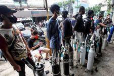 Warga Isoman Madiun Raya, Bisa Isi Ulang Oksigen Gratis di Sini - JPNN.com Jatim