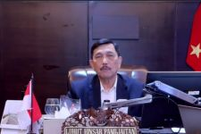 Luhut Panjaitan Sentil Vaksinasi Lansia di Kabupaten Gianyar Masih Rendah, Duh - JPNN.com Bali