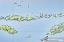BMKG Deteksi 24 Titik Panas Muncul di Provinsi NTT, Waspada - JPNN.com Bali