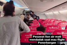 Mesin Lion Air Mati Bikin Penumpang Panik, Otban Ngurah Rai Ungkap Fakta Mengejutkan - JPNN.com Bali