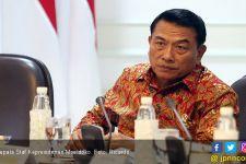 Ada Politikus Perempuan Berani Minta Moeldoko Hengkang dari Istana - JPNN.com
