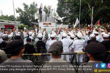 Berapa Jumlah Massa FPI Aksi 1812 di Depan Istana Hari Ini? - JPNN.com