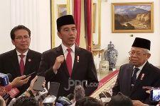Presiden Jokowi Merasa Bahagia, Kemudian Berbagi Kabar Baik - JPNN.com