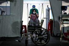 Kasus Aktif Covid-19 di Jakarta Hari Ini Tembus 100 Ribu - JPNN.com