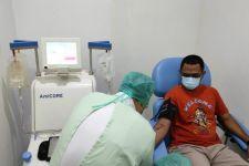 Tiga Relawan Pendonor Plasma Konvalesen di Kediri untuk Penanganan Covid-19 - JPNN.com Jatim