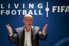 FIFA Sebut Atlet Sepak Bola Bukan Prioritas Vaksin Covid-19 - JPNN.com Jatim