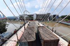 Jembatan Joyoboyo Surabaya Sudah Siap Digunakan - JPNN.com Jatim