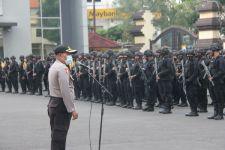 Ratusan Personel Gabungan Siap Amankan Sejumlah Gereja di Surabaya - JPNN.com Jatim