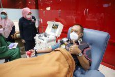 Armuji Ajak Warga Surabaya Donor Plasma Konvalesen Bantu Pasien Covid-19 - JPNN.com Jatim