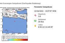 Hari Pertama Ramadan, Gempa Guncang Malang Lagi - JPNN.com Jatim