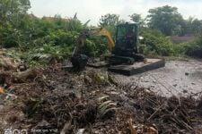 Antisipasi Banjir Musim Hujan, Pemkot Surabaya Rampungkan Bozem di Kawasan Tandes - JPNN.com Jatim