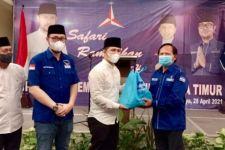 Selesai KLB Deli Serdang, Demokrat Jatim Menggelar Safari Ramadan Persiapan Pemilu 2024 - JPNN.com Jatim