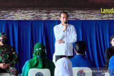 Jokowi Janjikan Sekolah Gratis bagi Anak Prajurit Korban KRI Nanggala hingga Bangku Kuliah - JPNN.com Jatim