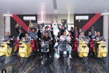Crazy Rich Malang Ini Bagi-Bagi THR Vespa, Iri Bilang, Bos! - JPNN.com Jatim