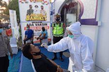 38 Pengendaran di Jawa Timur Reaktif COVID-19 Selama Larangan Mudik - JPNN.com Jatim