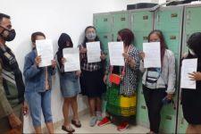 13 'Kupu-Kupu Malam' yang Berkeliaran Selama Ramadan Ditangkap Satpol-PP - JPNN.com Jatim