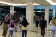 Warga Kediri Berhamburan ke Jalan saat Terjadi Gempa di Blitar - JPNN.com Jatim