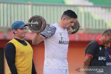 40 Hari Jelang Liga 1, Fisik Pemain Madura United Belum Stabil - JPNN.com Jatim