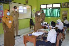 1.705 Sekolah di Kabupaten Mojokerto Mulai Pembelajaran Tatap Muka - JPNN.com Jatim