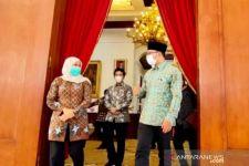 Ridwan Kamil Bertemu Khofifah, Bahas Duet di Pilpres 2024? - JPNN.com Jatim