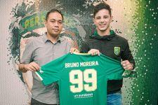 Berseragam Persebaya, Bruno Moreira Pilih Nomor 99 - JPNN.com Jatim