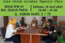 Camat dan Lurah di Surabaya Kian Sering Ngantor di Balai RT/RW - JPNN.com Jatim