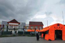 RS Lapangan Bangkalan Didirikan, Ada Kafe Gratis Bagi Pasien COVID-19 - JPNN.com Jatim