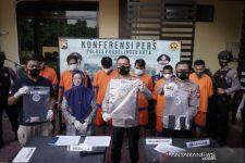 Polres Probolinggo Berhasil Menciduk Enam Orang Pengedar Narkoba Selama Satu Bulan - JPNN.com Jatim