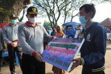 Pemkot Madiun Salurkan Bantuan Perbaikan Rumah Tak Layak Huni dan Jamban - JPNN.com Jatim