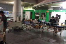 Sehari Tambah 170 Pasien COVID-19, Gedung Parkir RSUD dr Soetomo Jadi Tempat Isolasi - JPNN.com Jatim