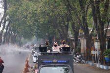 Sebanyak 700 Personel Aparat Hukum di Mojokerto Lakukan Patroli - JPNN.com Jatim