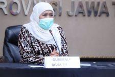 Khofifah Bilang Penurunan Kasus COVID-19 di Jatim Berkat Perpanjangan PPKM - JPNN.com Jatim