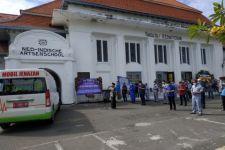212 Dokter di Surabaya Positif COVID-19, dr Aly Akbar PPDS Unair Berpulang - JPNN.com Jatim