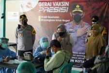 Capaian Vaksinasi COVID-19 Kota Mojokerto Tertinggi di Jatim, Keren - JPNN.com Jatim