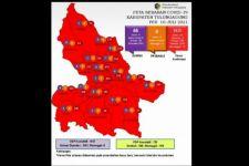 Waduh, Seluruh Kecamatan di Tulungagung Zona Merah COVID-19 - JPNN.com Jatim