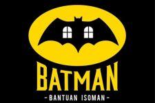 Ada 'Batman' di Kota Kediri, Bantu Warga yang Jalani Isolasi Mandiri - JPNN.com Jatim