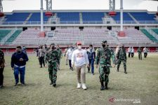Pulang dari Papua, Ratusan Prajurit TNI Dikumpulkan di JSG Jember - JPNN.com Jatim
