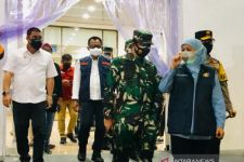Kompleks Gelora Bung Tomo Difungsikan Sebagai Rumah Sakit Darurat Covid-19 - JPNN.com Jatim