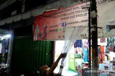 Bendera Putih di Pertokoan Kawasan Ampel Kini Diturunkan, Diganti ... - JPNN.com Jatim
