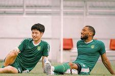 Empat Pemain Asing Persebaya Kembali Latihan, Sudah Tidak Pusing Lagi - JPNN.com Jatim