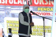 Seluruh Wilayah di Jatim Bebas dari Level 4, Khofifah: Tetap Disiplin Prokes - JPNN.com Jatim