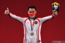 Raih Medali Perak Olimpiade Tokyo 2020, Eko Yuli Dapat Bonus Pemkab Rp 50 Juta - JPNN.com Jatim