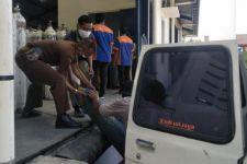 Mobil Tahanan Mendadak Untuk Angkut Tabung Oksigen, Lihat - JPNN.com Jatim