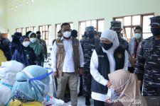Warga Pulau Bawean Dapat Jatah 10 Ribu Vaksin Covid-19 dari TNI AL - JPNN.com Jatim