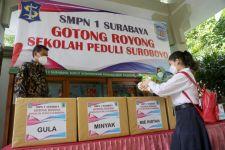 Siswa SMP dan SD Surabaya Diajak Ikut Aksi Sosial Penanganan COVID-19 - JPNN.com Jatim