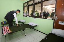 Rumah Sehat Mulai Terisi, Wali Kota Eri: Kalau Nantinya Pasien Flu, ... - JPNN.com Jatim